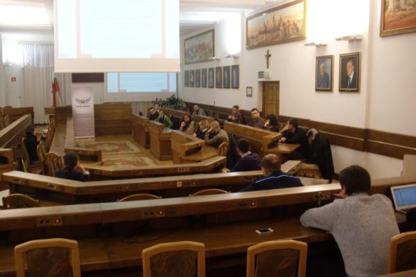 Spotkanie nt. funduszu korkowego w Lublinie