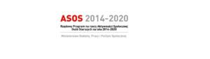 Logo programu ASOS