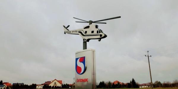 Świdnik helikopter